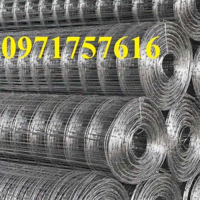 Xưởng sản xuất lưới thép hàn cuộn mạ kẽm,lưới thép hình thoi ,lưới kéo giãn1