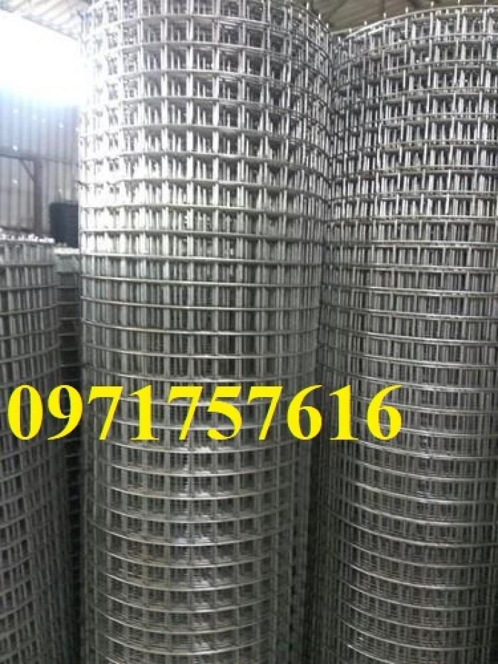 Xưởng sản xuất lưới thép hàn cuộn mạ kẽm,lưới thép hình thoi ,lưới kéo giãn3