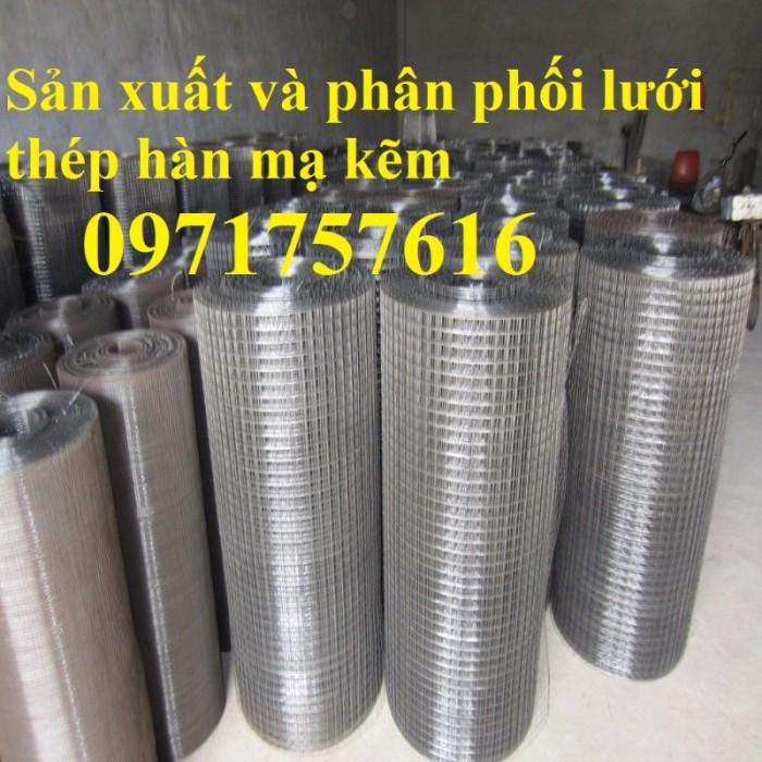 Xưởng sản xuất lưới thép hàn cuộn mạ kẽm,lưới thép hình thoi ,lưới kéo giãn4