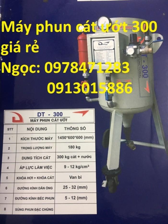 Công dụng của Máy phun cát (máy phun rửa)2