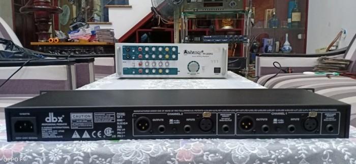 Mixer nén tiếng DBX-226XL Chống bể âm, tín hiệu âm thanh được gọn hơn các tín hiệu noise li ti.2