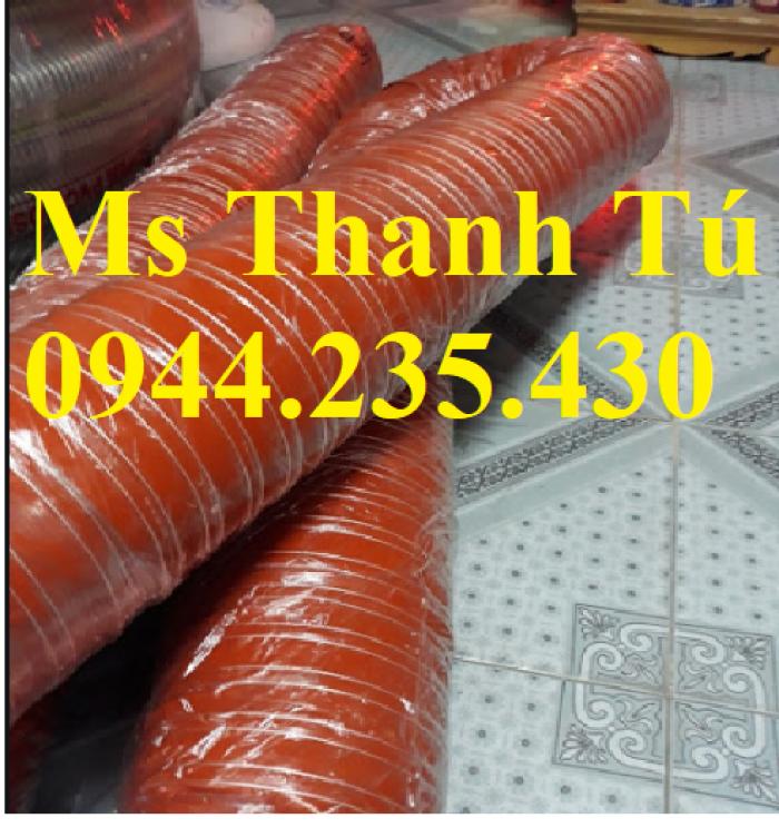 Ống silicon chịu nhiệt, chuyên cung cấp ống silicon chịu nhiệt5