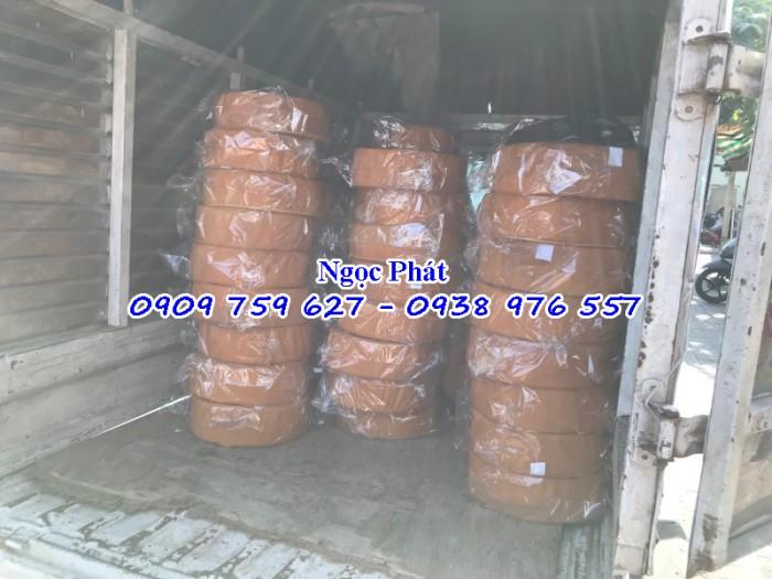 Bồ đoàn, đệm ngồi thiền 30x12 cm loại phổ thông6
