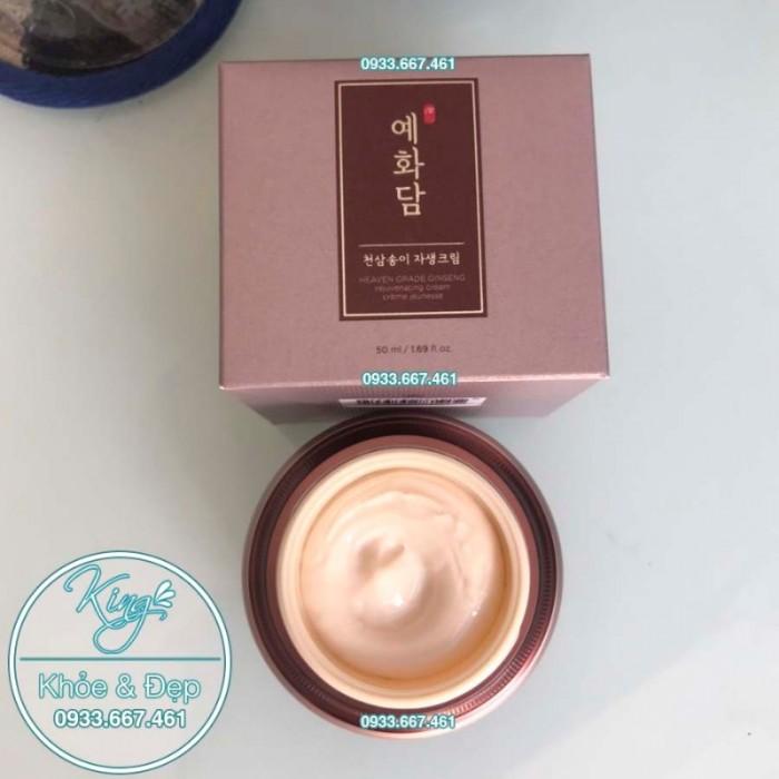 Kem Dưỡng Da Yehwadam Heaven Grade Ginseng Rejuvenating Cream1