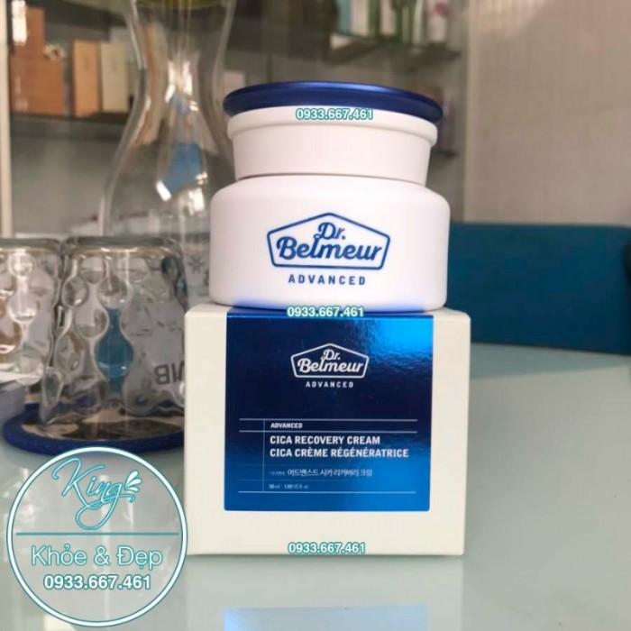 Kem Dưỡng Da Dr Belmeur Advanced Cica Recovery Cream1