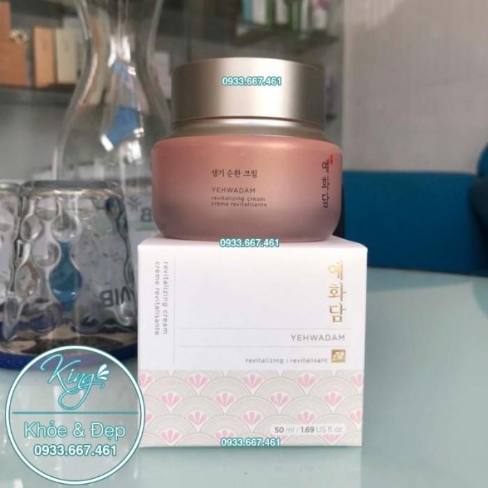 Kem Dưỡng Da Yehwadam Revitalizing Cream1