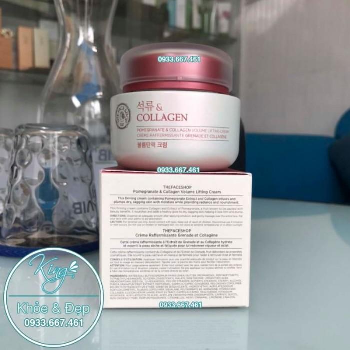Kem Dưỡng Da Pomegranate Và Collagen Volume Lifting Cream1