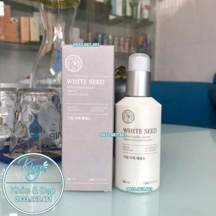 Tinh Chất White Seed Brightening Serum 50ml1