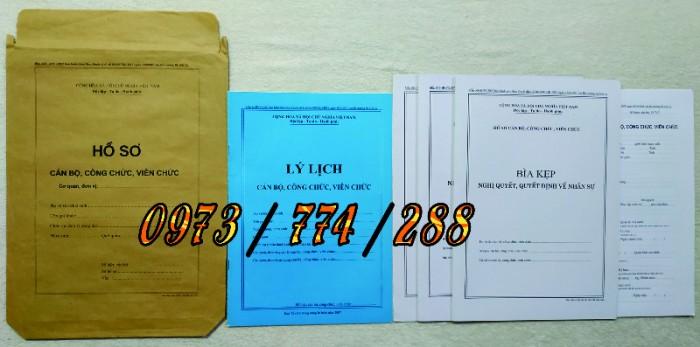 Hồ sơ công chức viên chức11