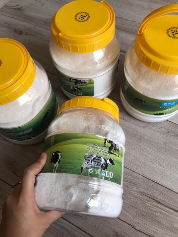 Muối tắm sữa bò tây tế bào chết body cho spa2