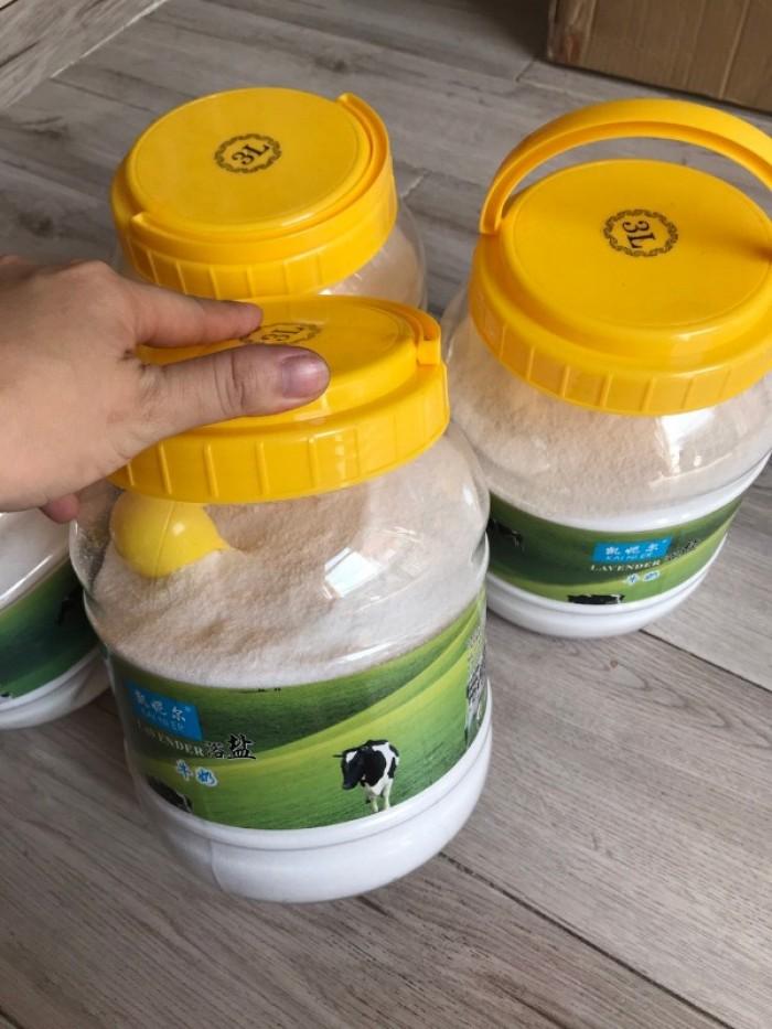 Muối tắm sữa bò tây tế bào chết body cho spa1
