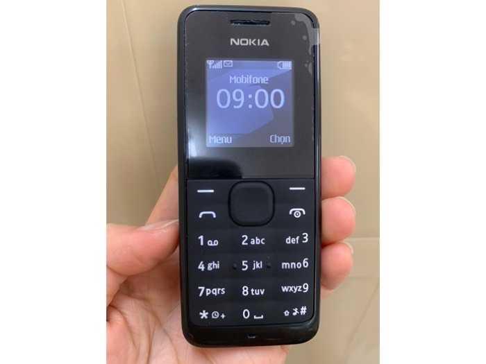 Điện Thoại Nokia 105 chính hãng2