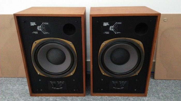 LOA TANNOY EATON 295A . MADE IN GREAT BRITAIN2