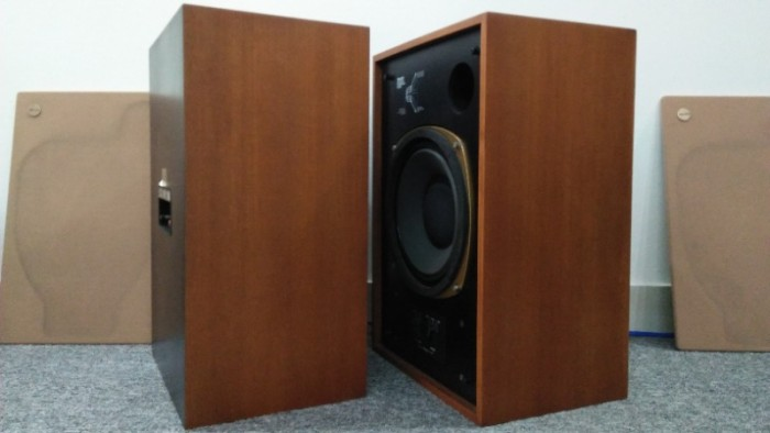 LOA TANNOY EATON 295A . MADE IN GREAT BRITAIN3