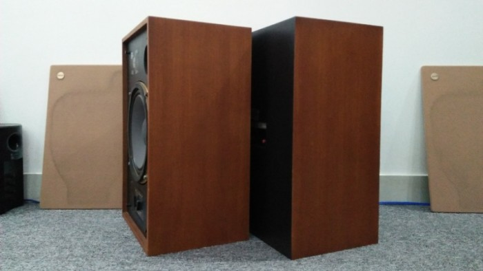 LOA TANNOY EATON 295A . MADE IN GREAT BRITAIN4
