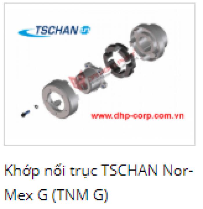 KHỚP NỐI TRỤC TSCHAN NOR-MEX  G (TNM G)3