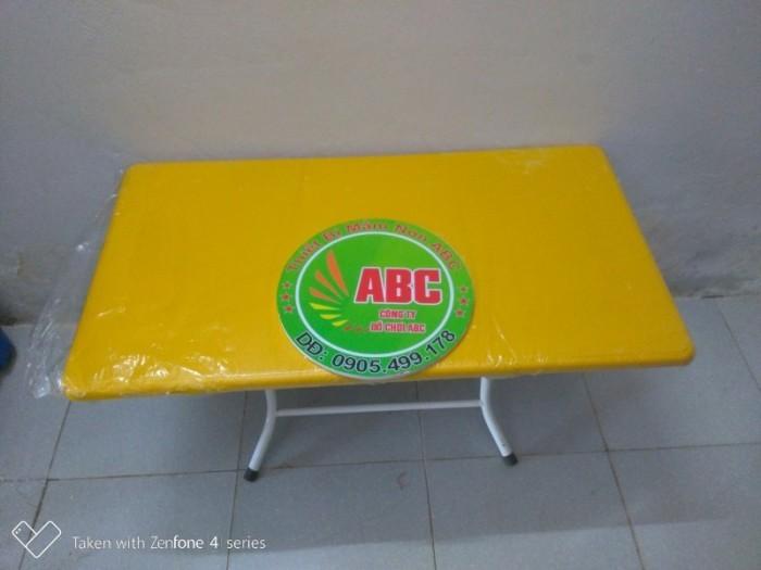 bàn ghế mầm non chất lượng cao1