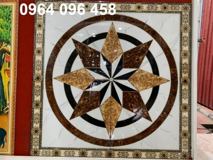 Gạch thảm 3d trang trí phòng khách - 66R2