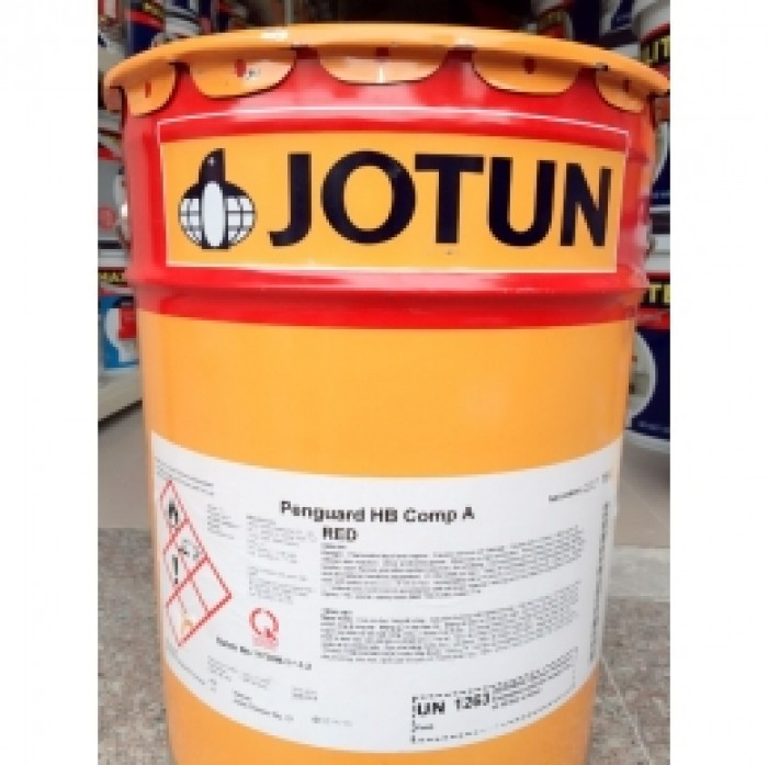Sơn lót Epoxy Jotun Penguard Primer cho kết cấu sắt thép0