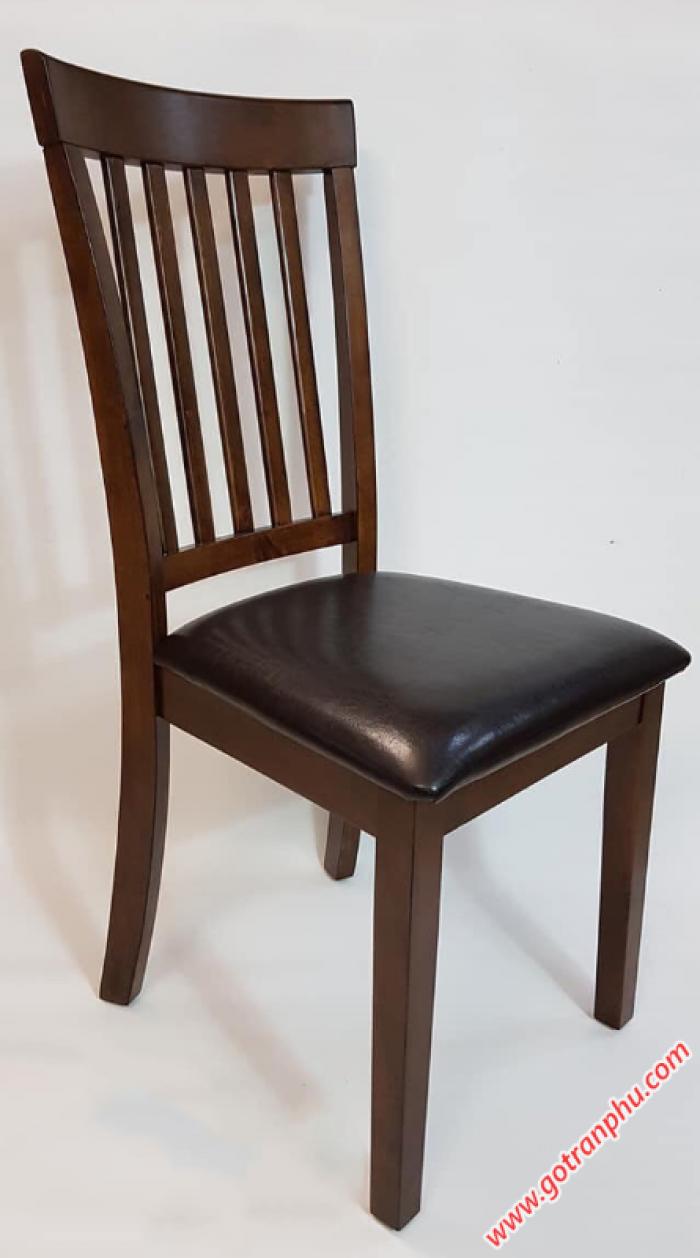 Ghế bàn ăn đẹp hiện đại gỗ cao su nhập khẩu cao cấp1