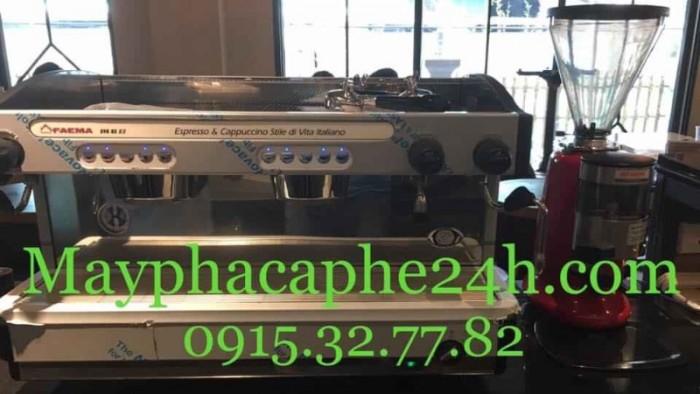 Địa điểm bán máy pha cà phê chuyên nghiệp Cũ tại Hcm0