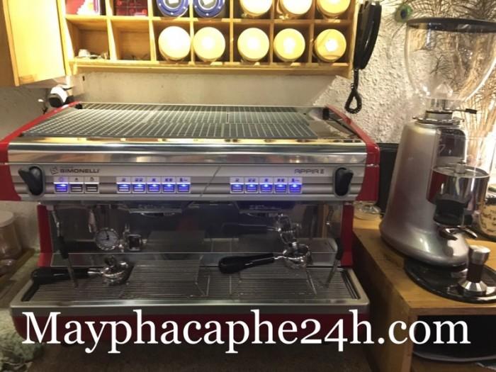 Thanh lý máy pha cà phê cũ 1