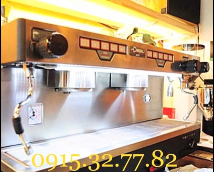 Bán bộ máy pha cà phê Cũ Lacimbali 11