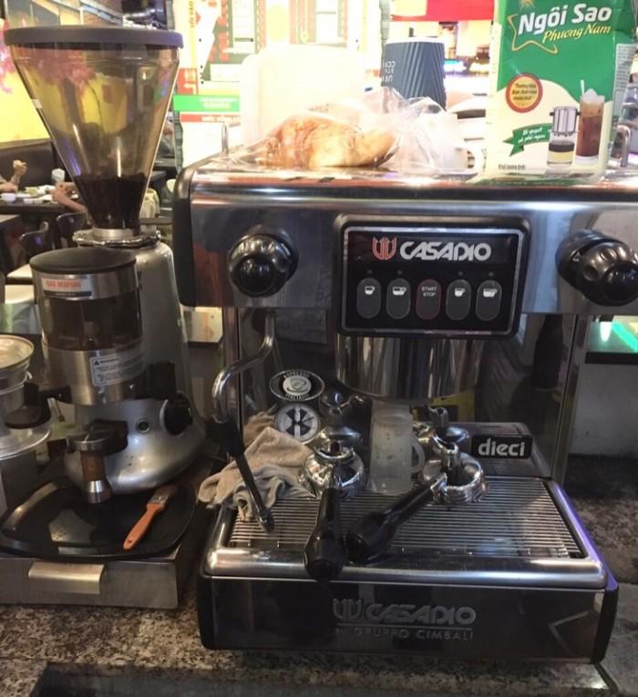 Địa điểm bán máy pha cà phê chuyên nghiệp Cũ tại Hcm13