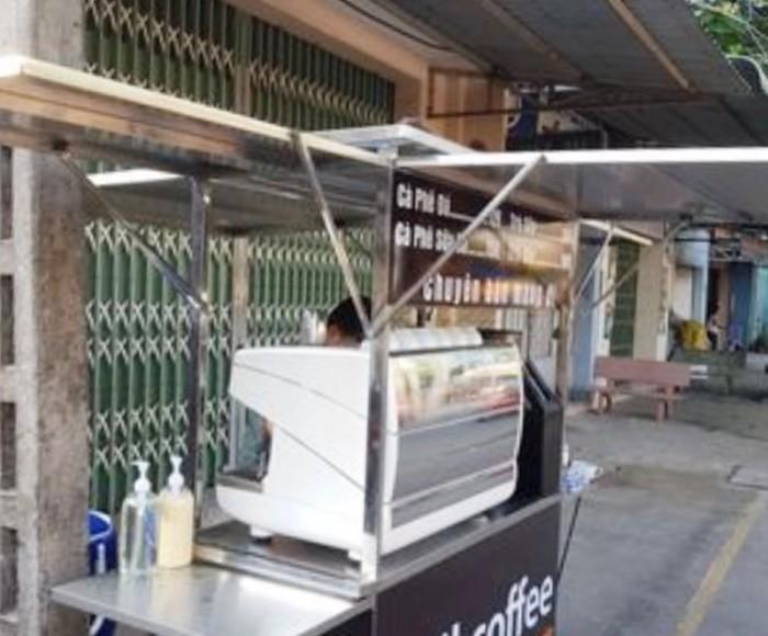 Địa điểm bán máy pha cà phê chuyên nghiệp Cũ tại Hcm7
