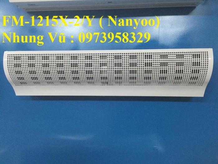 Quạt cắt gió , chắn gió Nanyo FM-1209X-2/Y, FM-1210X-2/Y,FM-1212X-1/Y,FM-12153