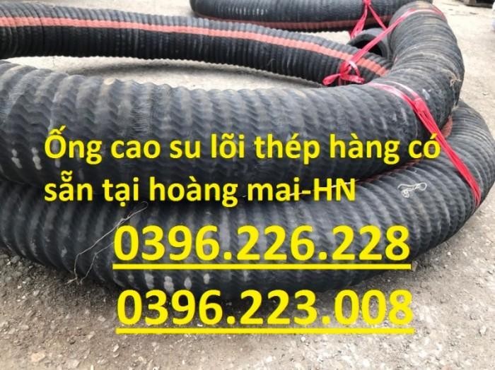 Chuyên sản xuất và phân phối ống cao su lõi thép đường kính 2503