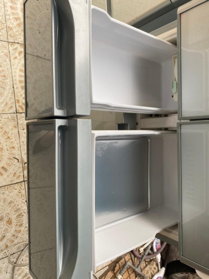 Tủ lạnh HITACHI R-Y5400 543L mặt gương , hút chân không, cửa trợ lực9