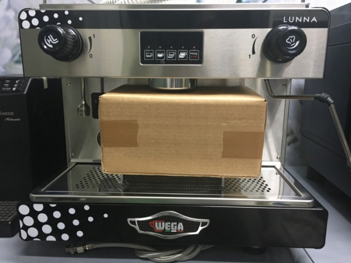Máy pha cà phê Wega Luna0