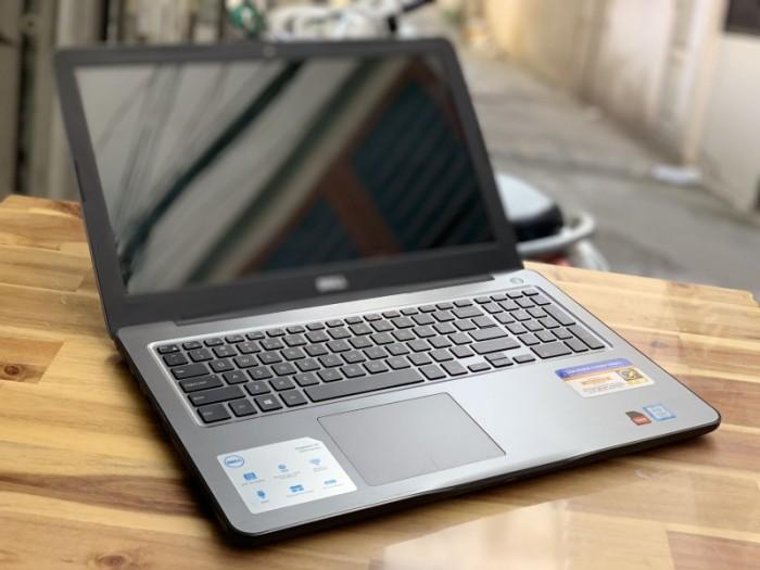 Laptop Dell Inspiron 5567, i5 7200U SSD256 Vga rời AMD R7 M445 Đèn phím Full0