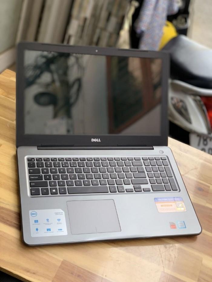 Laptop Dell Inspiron 5567, i5 7200U SSD256 Vga rời AMD R7 M445 Đèn phím Full4