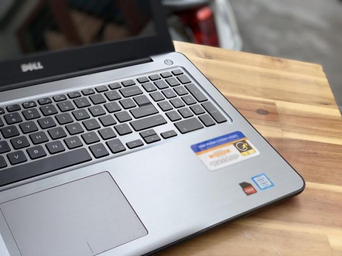 Laptop Dell Inspiron 5567, i5 7200U SSD256 Vga rời AMD R7 M445 Đèn phím Full1