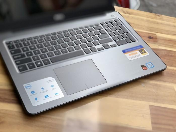 Laptop Dell Inspiron 5567, i5 7200U SSD256 Vga rời AMD R7 M445 Đèn phím Full3