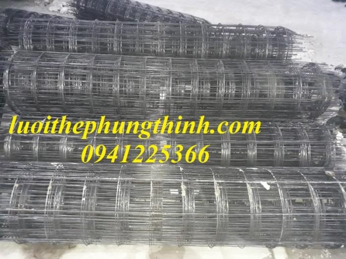 Lưới thép hàn chập D4a150x150,lưới thép hàn đổ sàn1