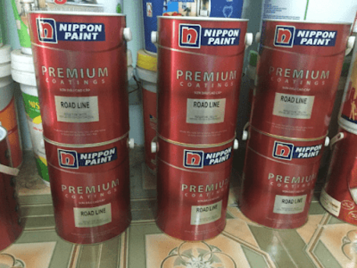 Đại lý bán sơn chống rỉ  hai thành phần Nippon Vinilex 120 giá rẻ tại TPHCM0