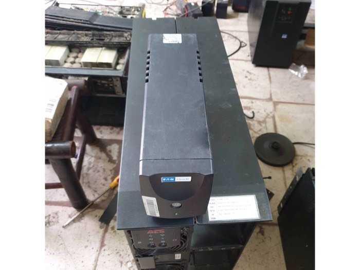 Lưu Điện UPS Eaton 600va không ác qui , mạch zin - Bộ Lưu điện các loại0