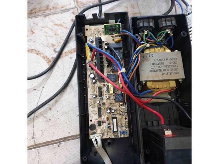 Lưu Điện UPS Eaton 600va không ác qui , mạch zin - Bộ Lưu điện các loại1