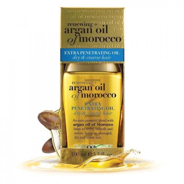 Dưỡng tóc từ tinh dầu Argan1