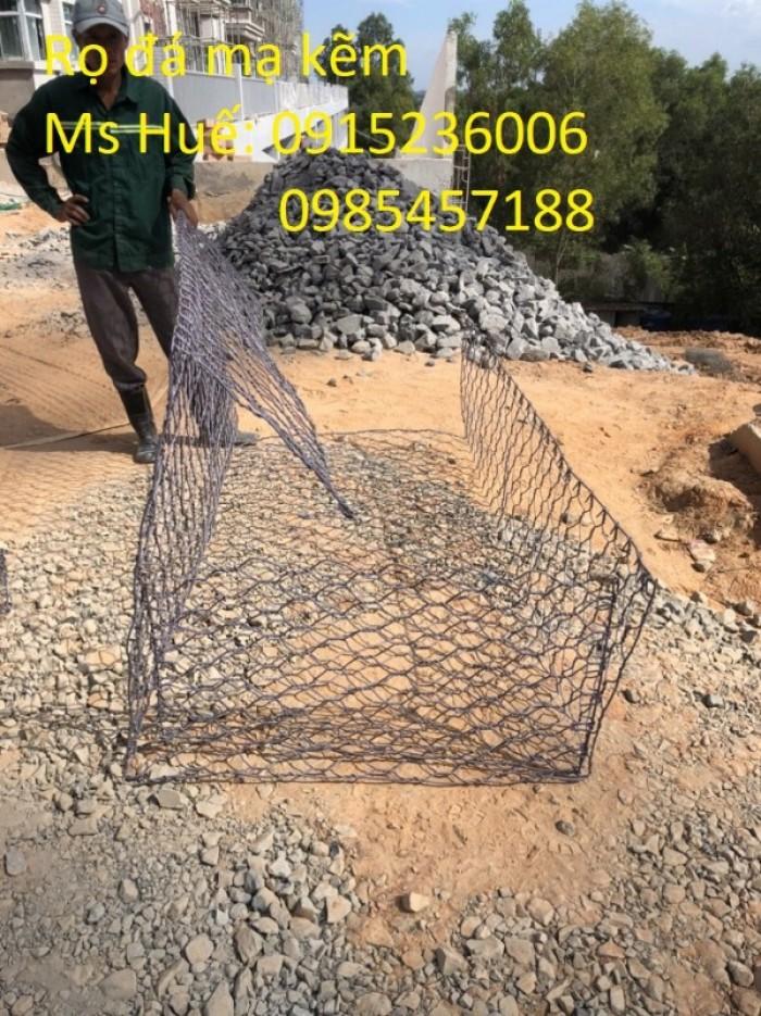 Nhật Minh Hiếu sản xuất Rọ Đá mạ kẽm, Rọ đá bọc nhựa theo yêu cầu khách hàng4