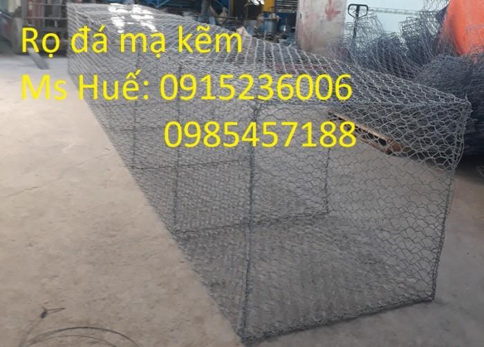 Nhật Minh Hiếu sản xuất Rọ Đá mạ kẽm, Rọ đá bọc nhựa theo yêu cầu khách hàng3