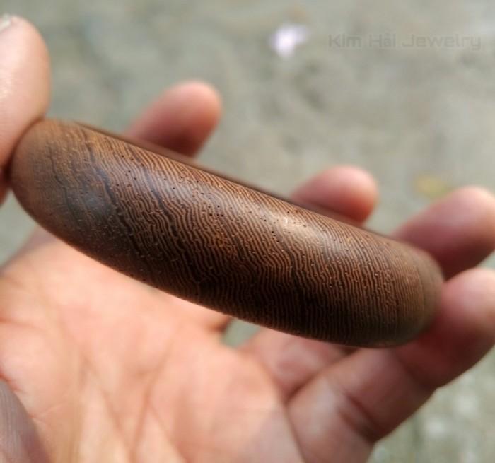 Vòng đeo tay gỗ quý , vân đẹp4