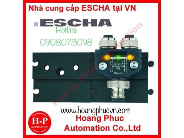 Đai lý bộ dây 2 chiều Escha tại Việt Nam0