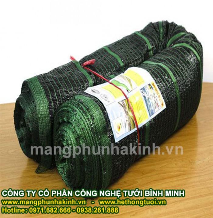 Lưới che lan, lưới che nắng vườn lan hà nội, lưới che giảm nắng, lưới cắt nắn3