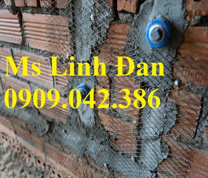 Lưới trát tường, lưới tô tường, lưới chống nứt, lưới mắt cáo trát tường
