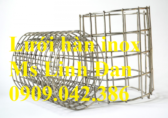 Lưới hàn inox, lưới hàn inox ô vuông, chuyên cung cấp lưới hàn inox, lưới hàn3