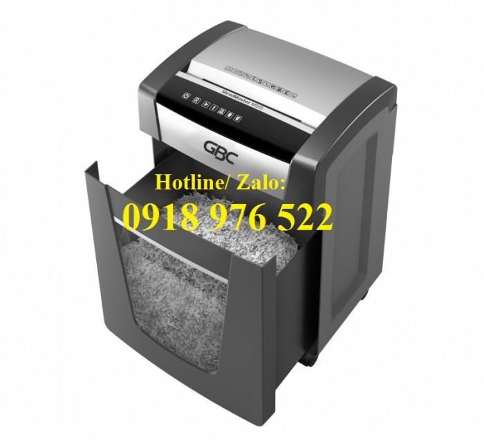 Máy hủy tài liệu GBC Shredmaster M5151